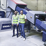 New press release: Mr. Green Africa goes for the latest EREMA technology