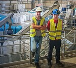 RegrindPro®: Article about new recycling plant of Slovenian customer Dinos
