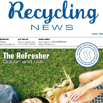 Out now: Recycling News